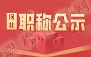 邢台市职称评审,邢台市职称评审公式,职称评审公示